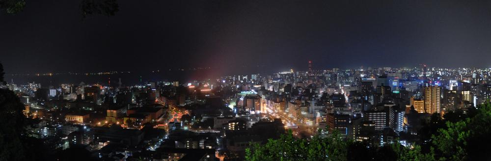 鹿児島夜景[2]